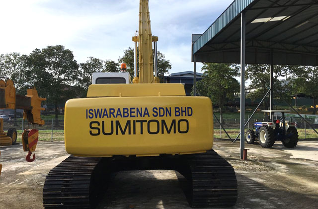 Our Machinery - ISWARABENA SDN BHD
